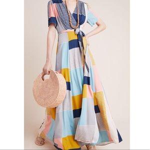 The Odell's Pasitano wrap dress